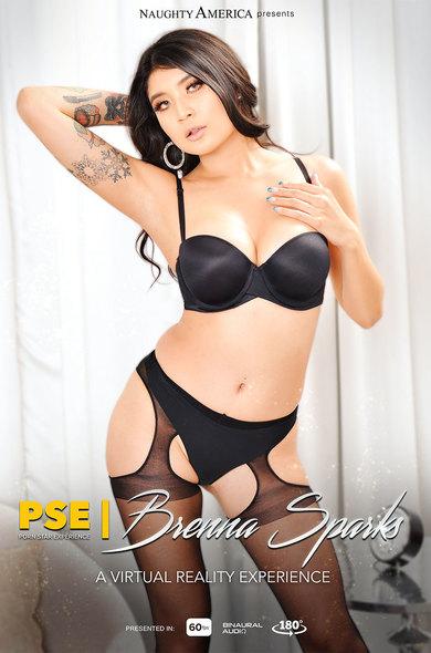 Brenna Sparks, Justin Hunt - PSE [UltraHD 2K, 2048p]
