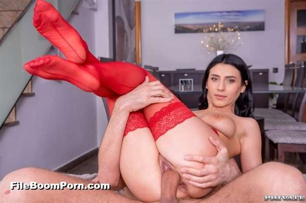 AnalIntroductions, Private: Nelly Kent - Nelly Kent, Brunette Addicted To Lingerie And Anal Debuts For Private [SD/360p/229 MB]