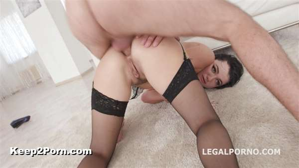 Charlotte Cross, Neeo, Thomas Lee, Angelo, Rycky Optimal - DAP Destination Charlotte Cross first time Double Anal with multiple position, Balls Deep Anal, Great Gapes, Facial GIO740 [LegalPorno / HD]