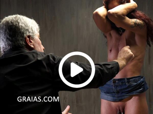 Graias: Gigi - The Bet - Part 1 (HD Porn, FullHD, BDSM, Spanking) 1080p