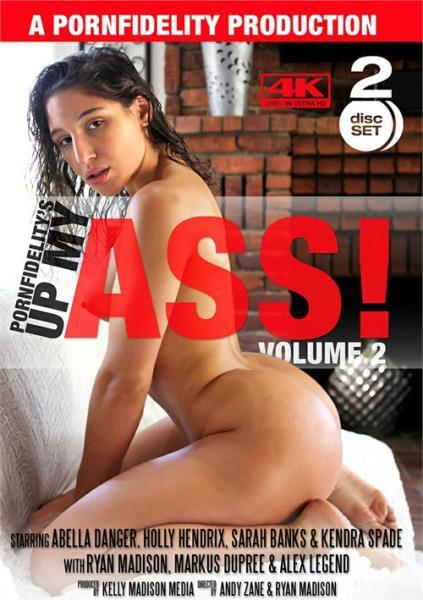 Pornfidelitys Up My Ass! 2 (2018/WEBRip/FullHD)