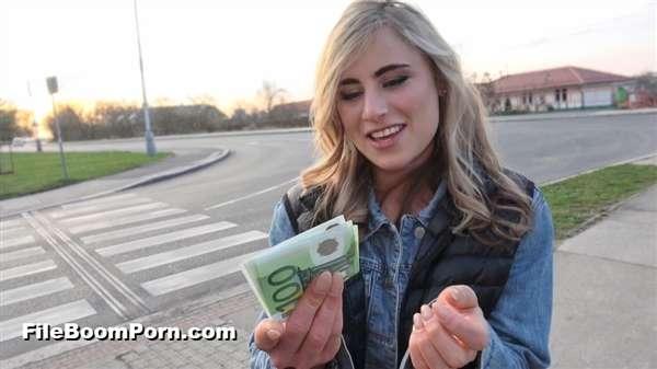 PublicAgent, FakeHub: Lindsey Cruz - Sexy American blonde sex for cash [HD/720p/536 MB]
