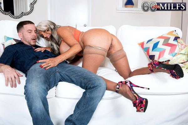 ScoreHD, PornMegaLoad, 60PlusMilfs: Sally D'Angelo - Sally's waiting for an ass-banging! (FullHD, Big Tits, Milf, Anal) 1080p
