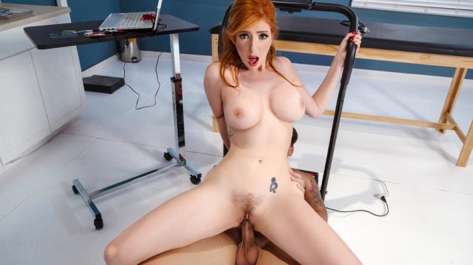 Lauren Phillips - Stress Test Sex [HD, 720p]