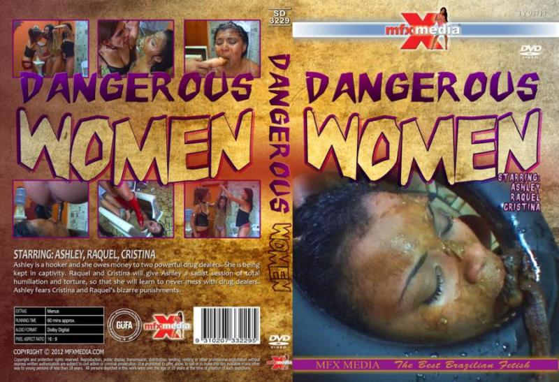 MFX Media Ashley, Raquel, Cristina SD-3229 Dangerous Women HD 720p