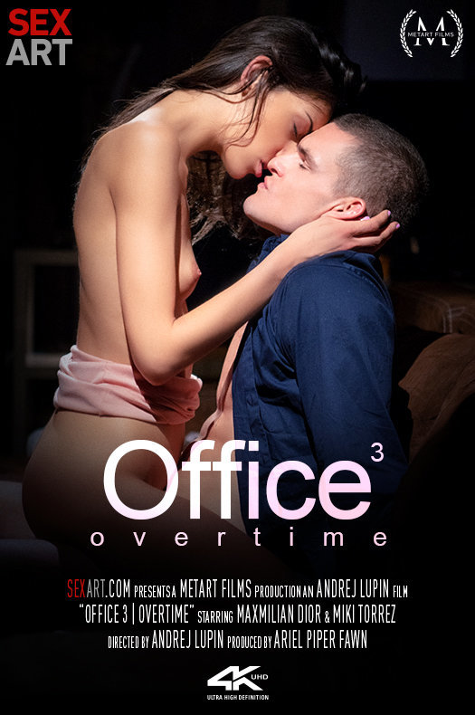 Miki Torrez - Office Episode 3 - Overtime [FullHD, 1080p]