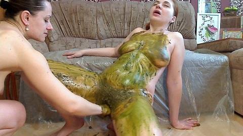 Dirty Barbara - Bodyart Shit (FullHD 1080p)