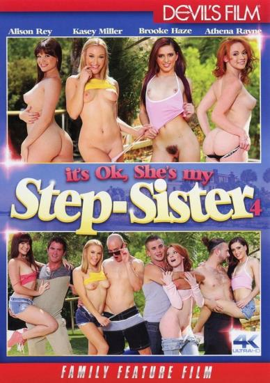 Its Okay! Shes My Stepsister 4 (2018) WEBRip/SD