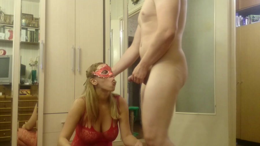 Humiliation Defecation: Brown wife - Scat kiss [FullHD 1080p] Amateur, Blwjob
