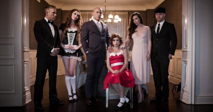 Casey Calvert, Eliza Jane, Elena Koshka - Anne - Act Two The Escape [SD, 400p]