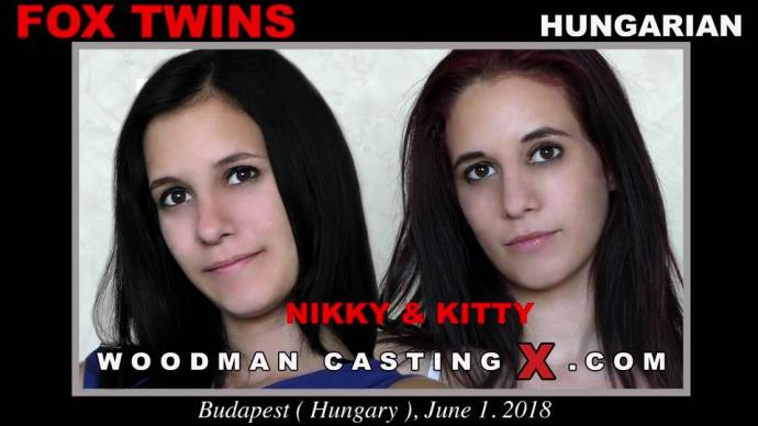 Nikky, Kitty Fox - Nikky and Kitty Fox in Porn Casting [SD, 540p]