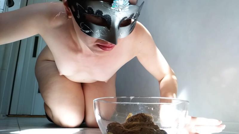 Pooping Girls Nasty Girl Puppy play FullHD 1080p