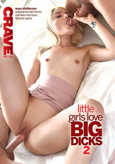 Little Girls Love Big Dicks 2 (2018) WEBRip/HD