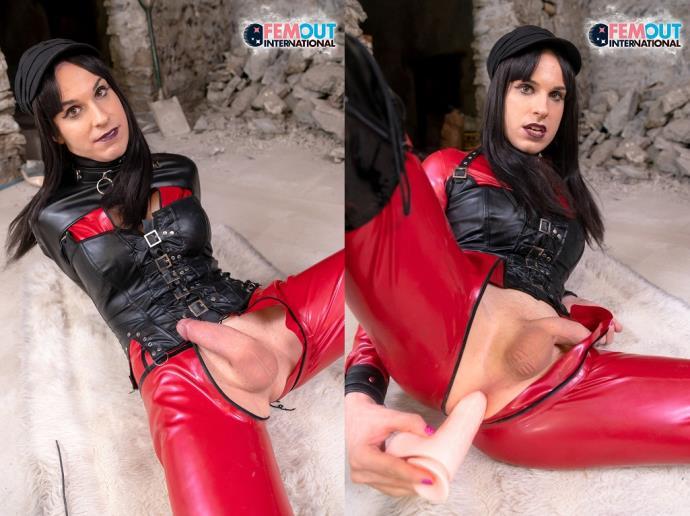 Scarlett - Kinky Scarlett! [HD, 720p]