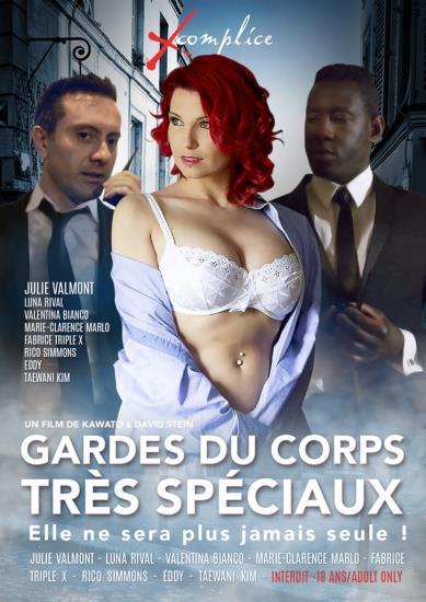 Gardes du Corps Tres Speciaux / Very Special Bodyguards (2018) WEBRip/SD