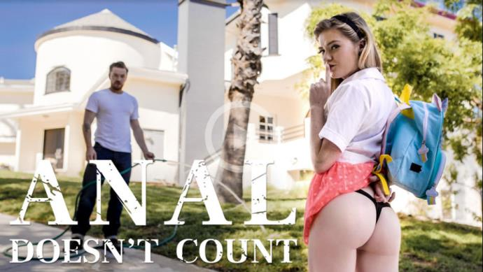 Chloe Foster - Anal Doesnt Count [FullHD, 1080p]