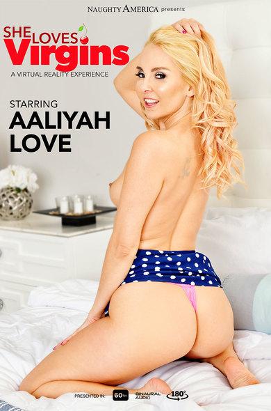 Aaliyah Love - She Loves Virgins [UltraHD 2K, 1440p]