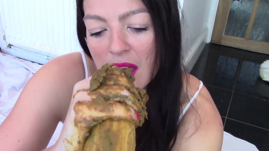 Pooping Girls: evamarie88 - Your Shitty Handjob [FullHD 1080p] Poop Smear, Solo