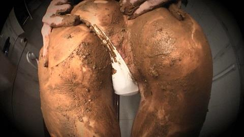 DirtyBetty - Tasty BIG ass and MONSTER shit (FullHD 1080p)
