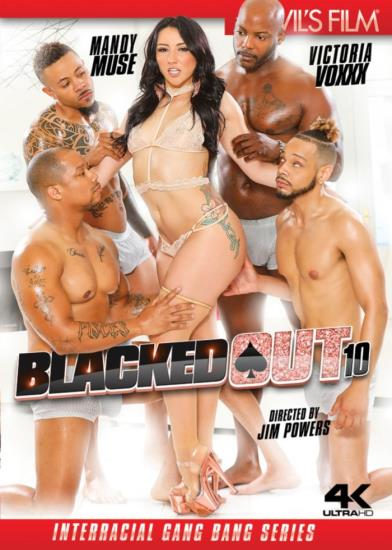 Blacked Out10 (2018) WEBRip/SD