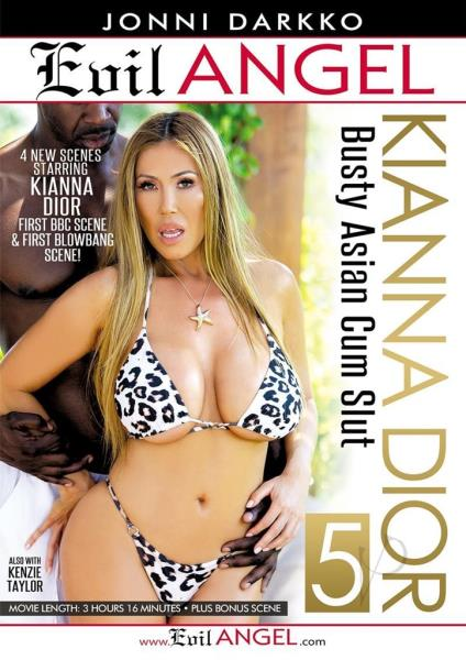 Kianna Dior Busty Asian Cum Slut 5 (2018/WEBRip/FullHD)