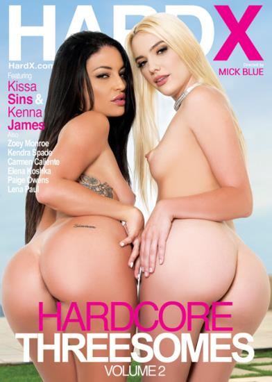 Hardcore Threesomes 2 (2018) WEBRip/SD