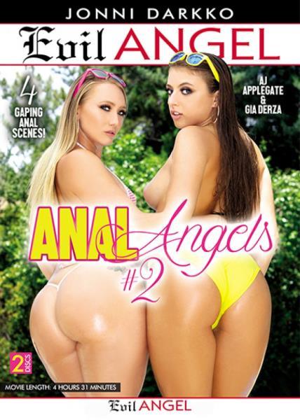 Anal Angels 2 (2018/WEBRip/SD)