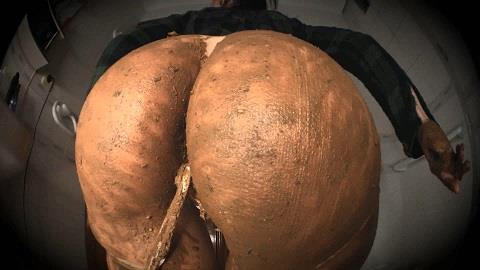 DirtyBetty - Tasty BIG ass and MONSTER shit [FullHD, 1080p]