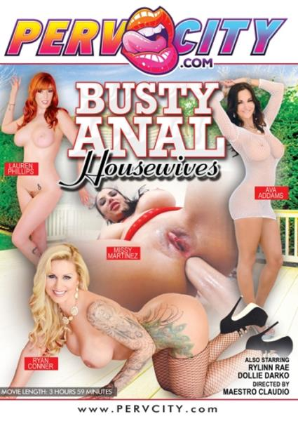 Busty Anal Housewives (2018/WEBRip/HD)