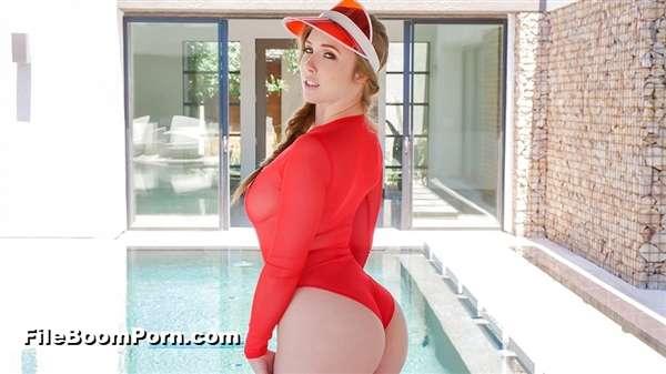 TeenCurves, TeamSkeet: Lena Paul - Poolside Poundage With The Thickness [SD/480p/522 MB]