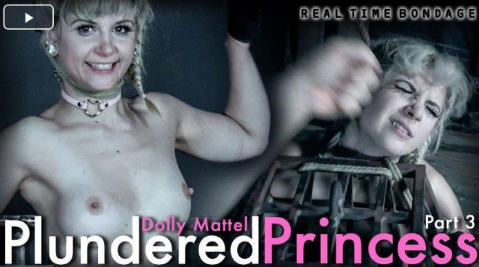 Plundered Princess Part 3 / Dolly Mattel / 21-11-2018 [SD/480p/MP4/266 MB] by XnotX