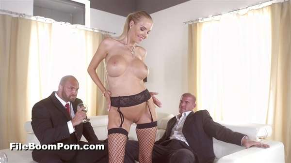 Bang Glamkore, Bang: Florane Russell - Florane Russell Gets Both Her Holes Used By Her Husband And His Friend [SD/360p/216 MB]