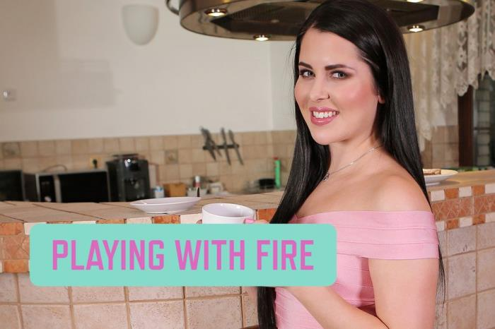 Cassie Fire - Playing With Fire (2018) [HD/960p/mp4/2.91 GB] by Utrodobroe
