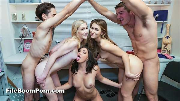 BFFS, TeamSkeet: Paige Owens, Emma Starletto, Jessica Rex - Beer Pong Besties [SD/480p/953 MB]