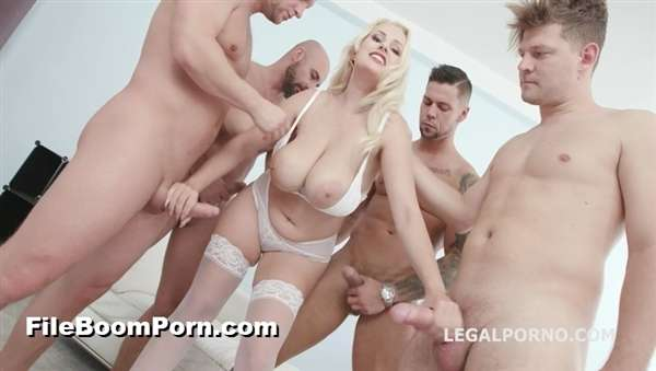 LegalPorno: Angel Wicky, Neeo, Rocket, Antonio Black, Dylan Brown, Freddy Gong - BlackEned with Angel Wicky 4 white then 4 black Balls Deep Anal DAP Gapes Cum on Tits Facial GIO849 [SD/480p/1.04 GB]
