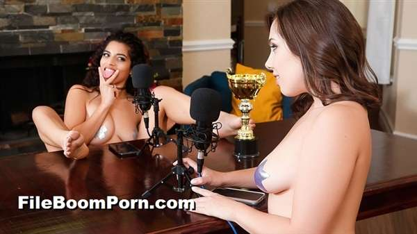WeLiveTogether, RealityKings: Jenna Sativa, Gabriela Lopez - You Laugh You Lose Your Clothes [HD/720p/582 MB]
