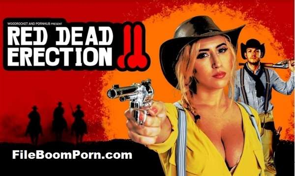 woodrocket, PornHubPremium: April O'neil - RED DEAD ERECTION: RDR2 PORN PARODY [FullHD/1080p/403 MB]