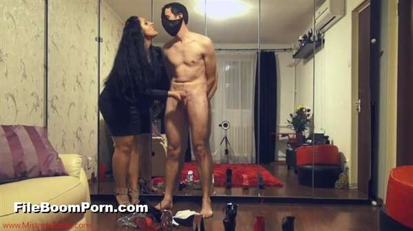 MistressEzada, clips4sale: The shoe fetishist son milking [FullHD/1080p/373 MB]