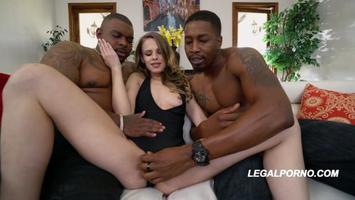 Jillian Janson First BBC DP only here for LP members to enjoy this girl is a superstar and she took it like one AA008 / Jillian Janson, Isiah Maxwell, Rico Strong / 14-11-2018 [SD/480p/MP4/911 MB] by XnotX