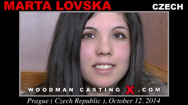 Casting X 153 - 14.05.2018 / Marta Lovska / 14-11-2018 [SD/540p/MP4/935 MB] by XnotX