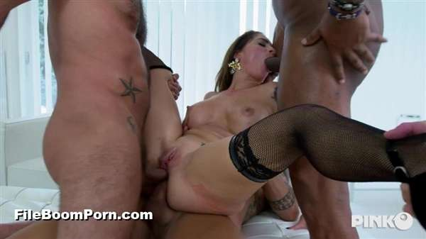 PinkoClub: Malena - Four Cocks For The Horny [SD/406p/395 MB]