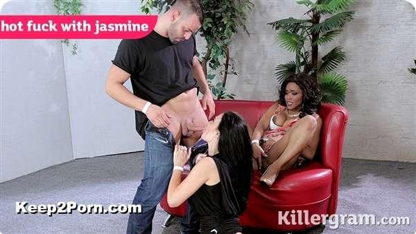 Kiki Minaj, Jasmine Jae - A Hot Fuck With Jasmine [Pornostatic, Killergram / HD]