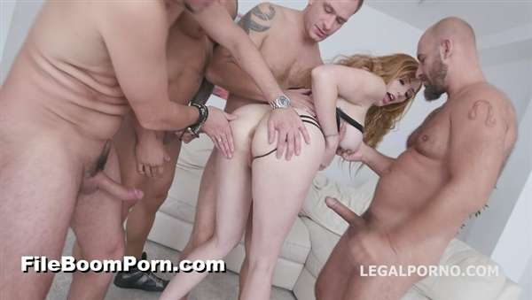 LegalPorno: Lauren Phillips, Neeo, Thomas Lee, Angelo, Rycky Optimal - Monsters of DAP Lauren Phillips gets Balls Deep Anal, DAP, Gapes, TP, Facial GIO826 [SD/480p/891 MB]