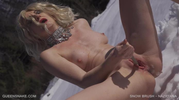 Snow Brush / Nazryana / 10-11-2018 [FullHD/1080p/MP4/1.13 GB] by XnotX