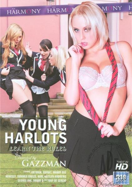 Young Harlots: Learn The Rules (SD/3.1 GB)