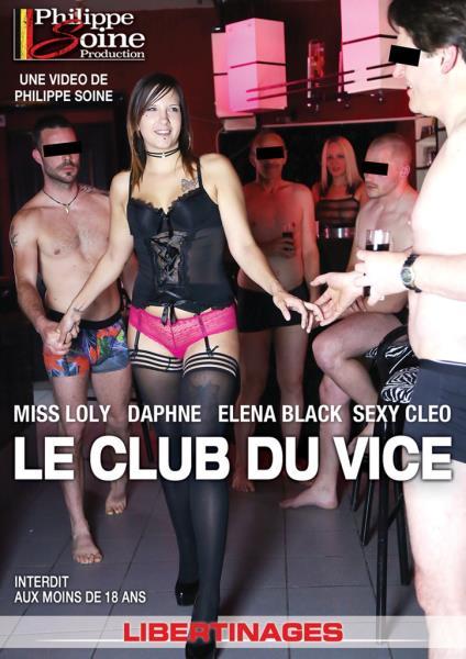 Le Club du Vice (2018/WEBRip/SD)