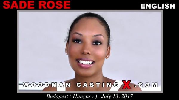 Casting X 174 - 05.01.2018 / Sade Rose / 14-11-2018 [SD/540p/MP4/1.12 GB] by XnotX
