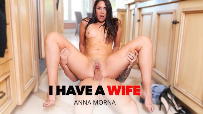 Anna Morna - Tall Brunette Anna Morna Fucks You Good [SD, 480p]