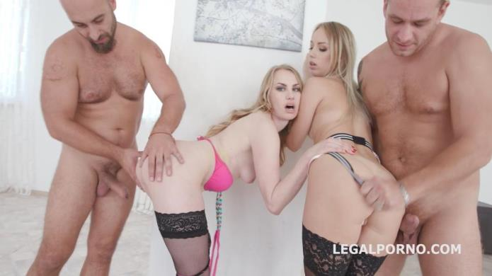 Double Addicted with Big Gapes, Madison Lush & Kira Thorn Double anal Battle with Balls deep anal, TP, Swallow GIO857 / Kira Thorn, Madison Lush, Neeo, Thomas Lee, Rycky Optimal, Dylan Brown / 05-11-2018 [HD/720p/MP4/1.44 GB] by XnotX