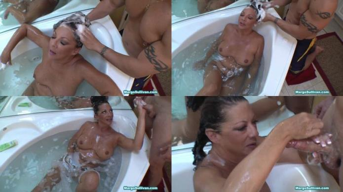 Son washing Moms hair / Margo Sullivan / 15-11-2018 [HD/720p/WMV/397 MB] by XnotX
